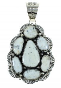 White Turquoise Jewelry